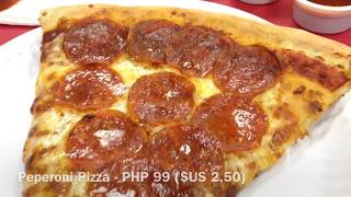 S&R Food Service New York Style Vegetarian Pizza Thin Crust by HourPhilippines.com
