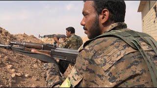 حصري   تنظيم #داعش يتراجع 60 كيلومتراً بإتجاه مدينة #دير_الزور