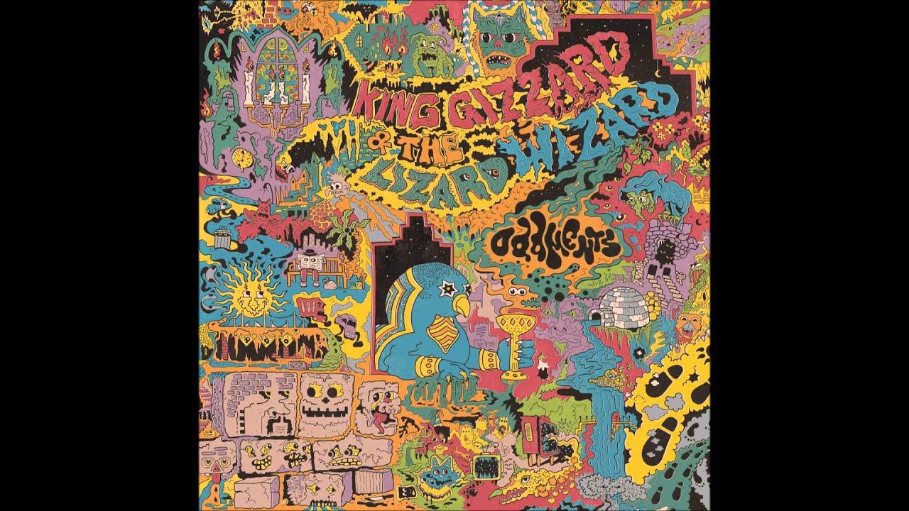 King Gizzard & The Lizard Wizard Chords
