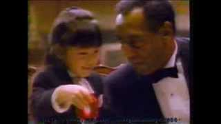 Bill Cosby Jell O Jigglers Commercial