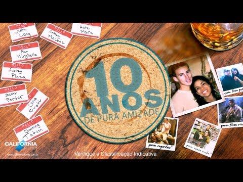 10 anos de Pura Amizade - Full online legendado