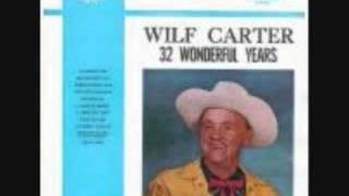 Pretty Little Girl In Blue Wilf Carter