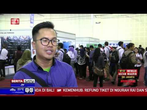 Ribuan Pencari Kerja di Jakarta Padati Karir Expo 2015