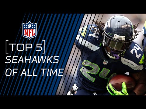 Top 5 Seahawks of All Time | NFL