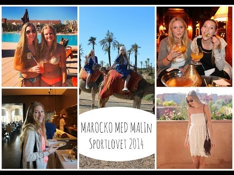 Video från Marocko med Malin ♥