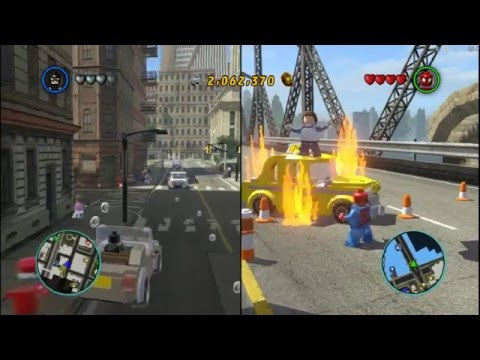 Vinnnie & Joe Play Lego Marvel Super Heroes - Episode #19