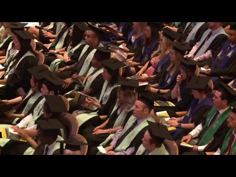 CQUniversity Sydney Graduation Ceremony December 2015