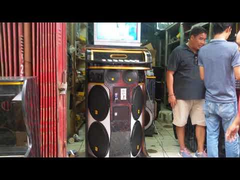 Videoke Karaoke Machine Super Jumbo 15x4 Kevler Setup - berklyn electronic Manila