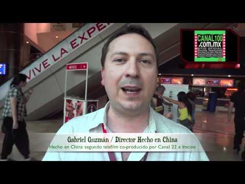 Hecho en China segundo telefilm co-producido por Canal 22 e Imcine