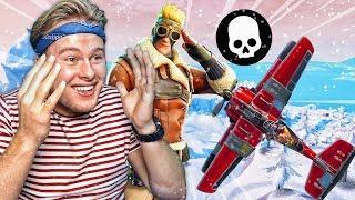 CONSTANT KILLS MAKEN MET HET VLIEGTUIG!! - Fortnite Battle Royale (Nederlands)