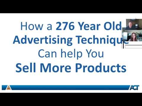 ACT Automated Online Selling System using the Ad Agency Triad Formula
