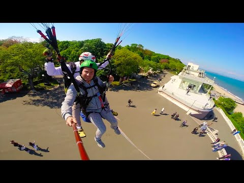 Incredible Paragliding flying , great control over the Paraglider . THIS IS PARAGLIDING .