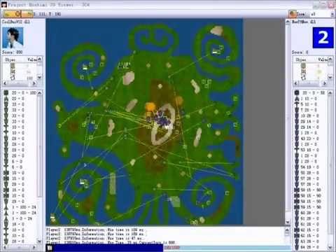 Project Hoshimi AI Programming Contest Demo