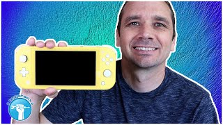 I Paid $150 for a BROKEN Nintendo Switch Lite - Let's Fix It!