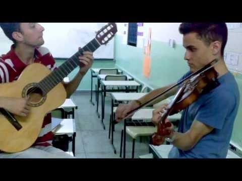 Garota de ipanema - Vinicius de Morais Violino