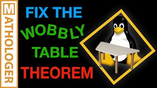 The fix-the-wobbly-table theorem(, 2018-07-28T14:32:55.000Z)