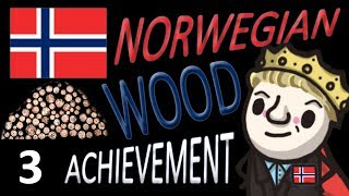 Europa Universalis IV - Norway - EU4 Achievement Norwegian Wood - Part 3