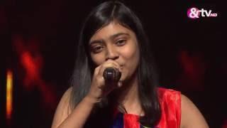 Srishti Chakraborty - Liveshows - Episode 16 - September 11, 2016 - The Voice India Kids