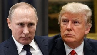 Trump needs to show strength in meeting with Putin?