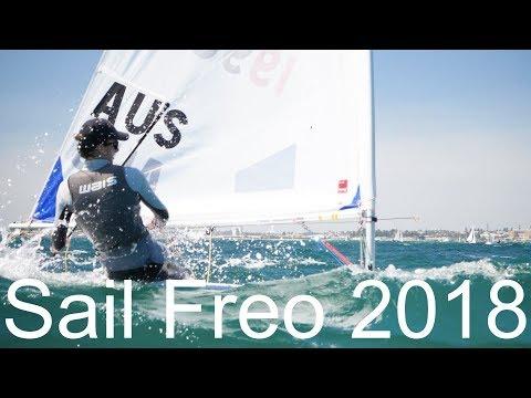 Club Marine SAIL FREO 2018 - SEND IT HARD!!