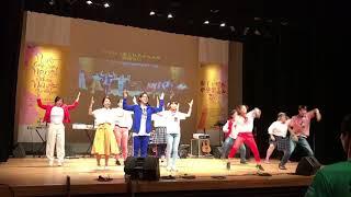 "Onething ""Shake"" Mercyme Gospel dance worship"