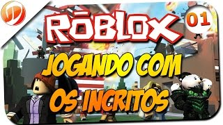 Roblox #01-Natural Disaster Survival-with SUBSCRIBERS