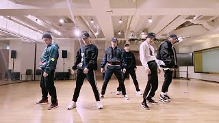 [EXO - Obsession] dance practice mirrored