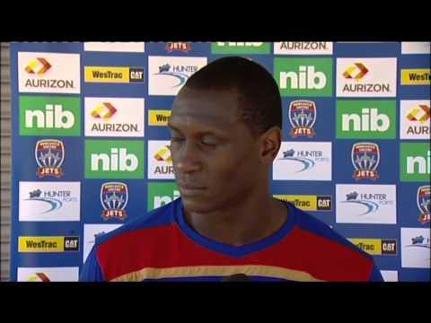 Emile Heskey - Western Sydney won't play for a draw