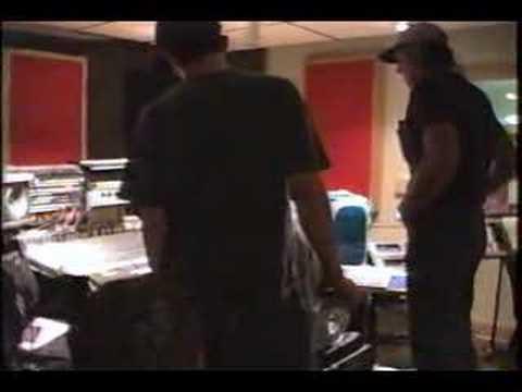 Doug Sahm Recording Session