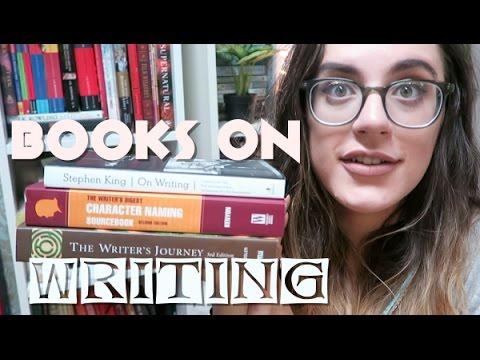 Best BOOKS On WRITING | NANOWRIMO | YouFoundMarina