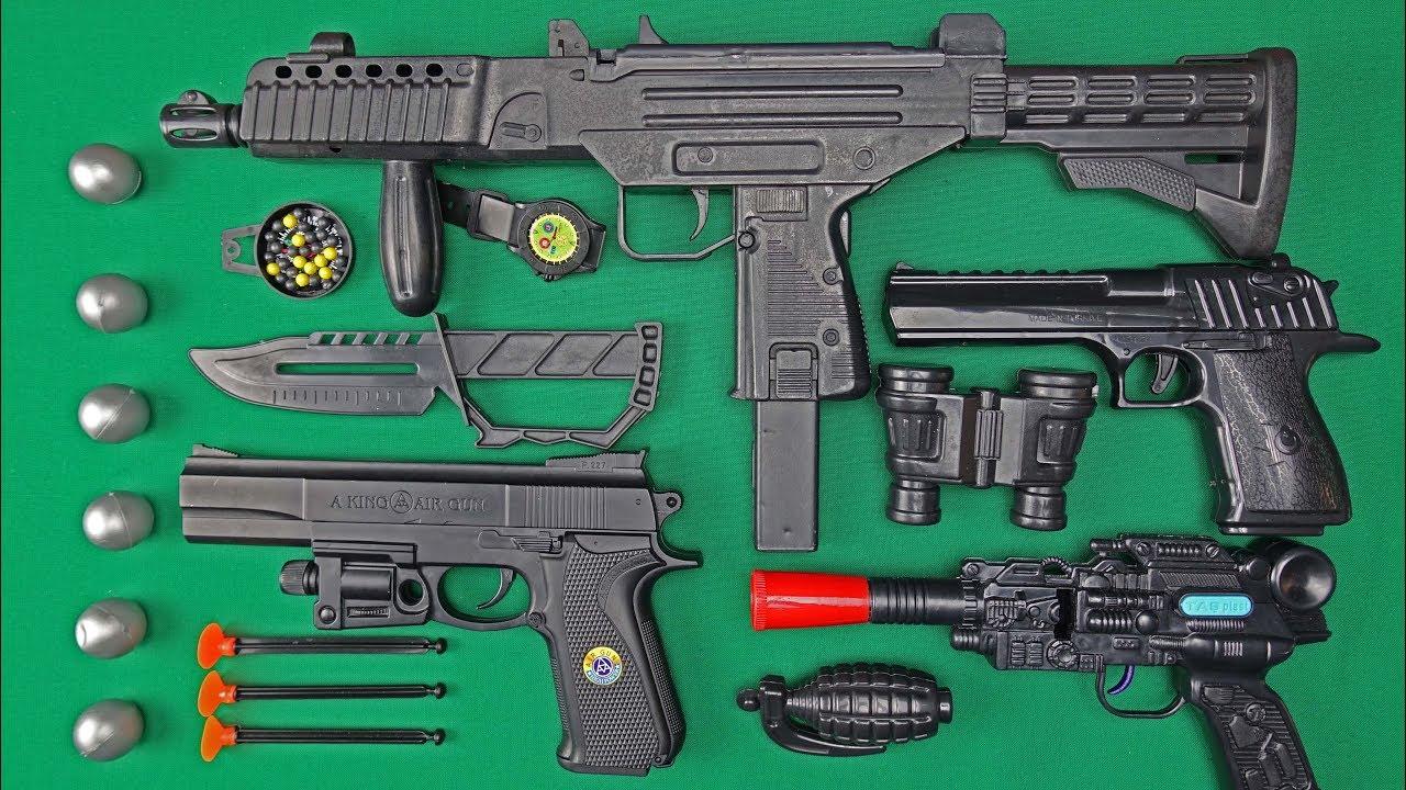 beaded toy guns beaded