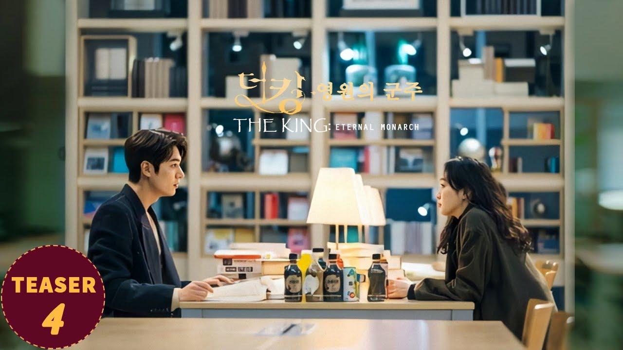 「Vietsub」‣ Teaser 4 – The King: Eternal Monarch x Quân Vương Bất Diệt | Lee Min Ho x Kim Go Eun