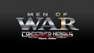 Men of War: Condemned Heroes Gameplay [ PC HD ]
