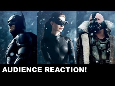 The Dark Knight Rises Movie Review : Beyond The Trailer