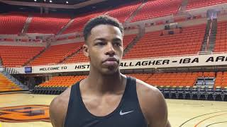 OSU Basketball: Anderson ready for first away game