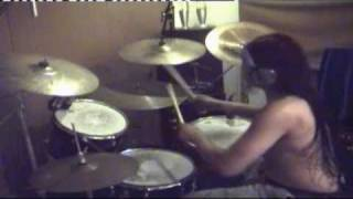 Elmer Glino drum video