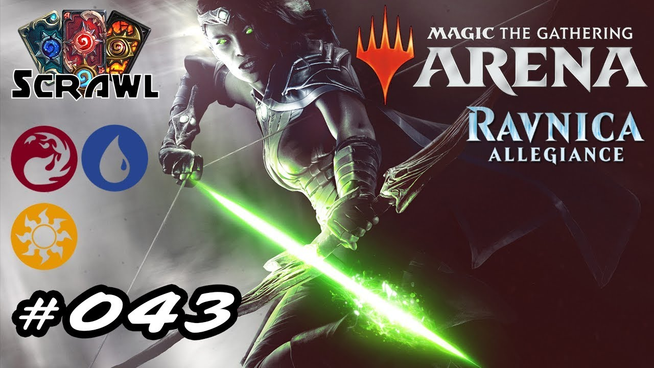 Mirror March Wizards!! MTG Arena [Let's Play/german] [Gameplay] #043