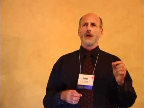 Present! - Jim Macartney and Transforming Crisis: Opening to Post Traumatic Growth