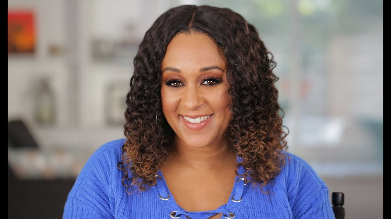 Tia Mowry S Tips For Curly Hair Extensions Quick Fix