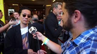 We meet Japanese actor Kunichi Nomura on the red carpet of the SXSW...