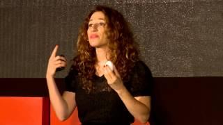 Веганы сверху | Ори Шавит | TEDxHiriya