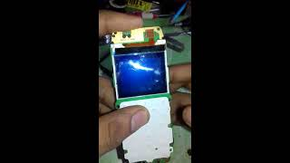 nokia 1600 lcd and key ped light problem 100% solution