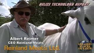 Reinland Meats LTD, Blue Creek, Belize.