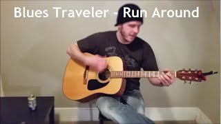 Run Around Blues Traveler Beginner Guitar Lesson