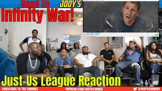 Road to Infinity War Group Reaction! MCU discussion / Anna Diop Starfire Discussion