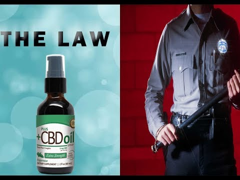 cbd oil law in the USA - DEA clarifies [2019]