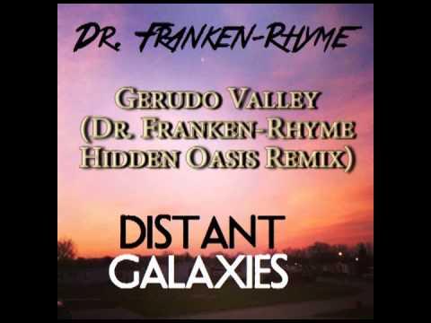 Dr. Franken-Rhyme: Distant Galaxies (FULL ALBUM)