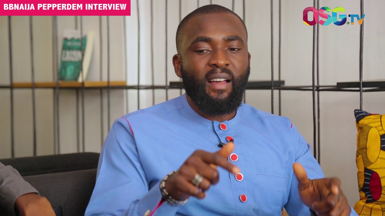 BBNAIJA 2019: Gedoni On His Future With Khafi, Being Overwhelmed In The House and Venita's Agenda