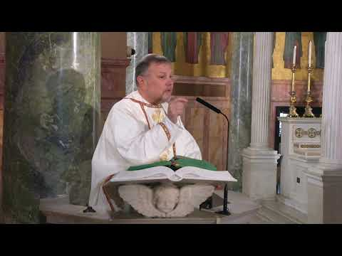 Mass - English 02-22-21, Feast of the Chair of Saint Peter, Apostle.