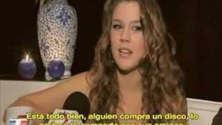 "Joss Stone ""piracy is great"""